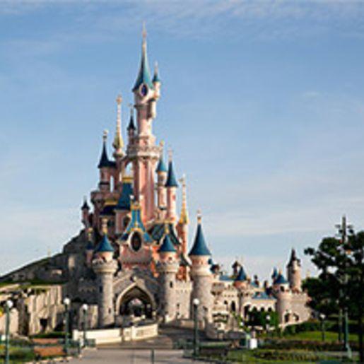 Disneyland® Paris Kurzurlaub fuer 2 (3 Tage)