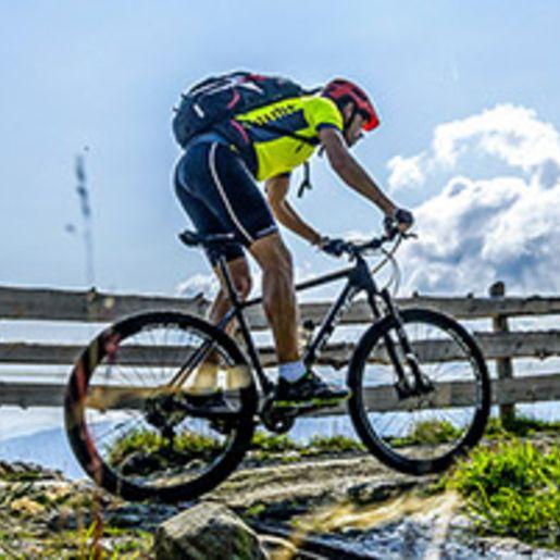 Mountainbike-Aktivurlaub in Brixen fuer 2