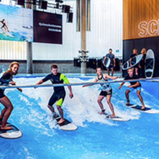 Indoor Surfkurs - Arena Muenchen