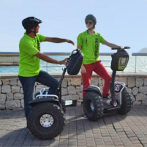 Segway Tour auf Mallorca