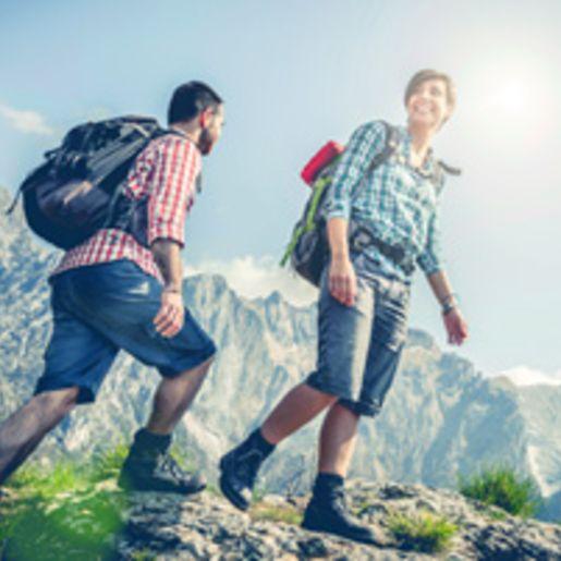 Kurzurlaub mit Wandertour in Hochfilzen fuer 2