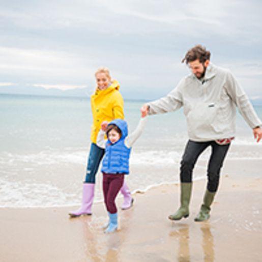 Familienurlaub in Sellin fuer 4