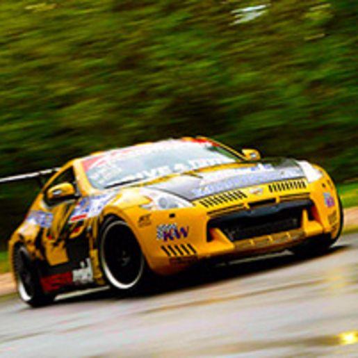 Drift-Taxi Mitfahrt am Nuerburgring