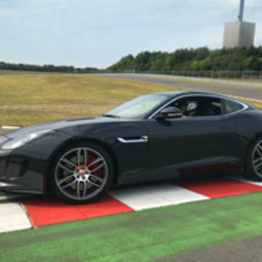 Rennstreckentraining Jaguar F-Type S