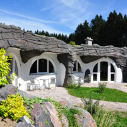 Kurzurlaub im Hobbit-Erdhaus fuer 2