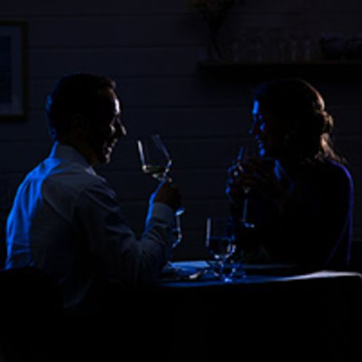 Dinner in the Dark fuer 2
