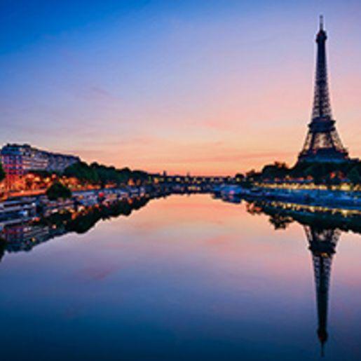 Staedtetrip Paris mit naechtlicher Bootsfahrt fuer 2 (2 Tage)