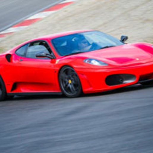 Ferrari F430 Spider Training (2 Runden)