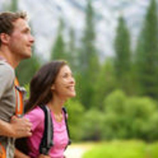 Kurzreise Natur-Aktiv für Zwei