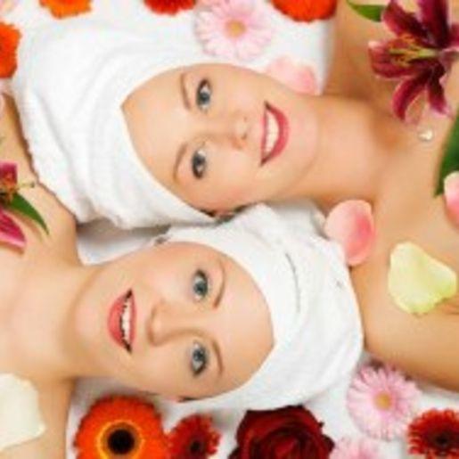 Freundinnen Wellness Tage für Zwei