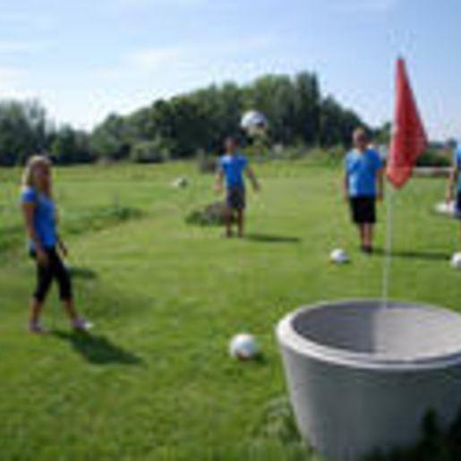 Soccergolf