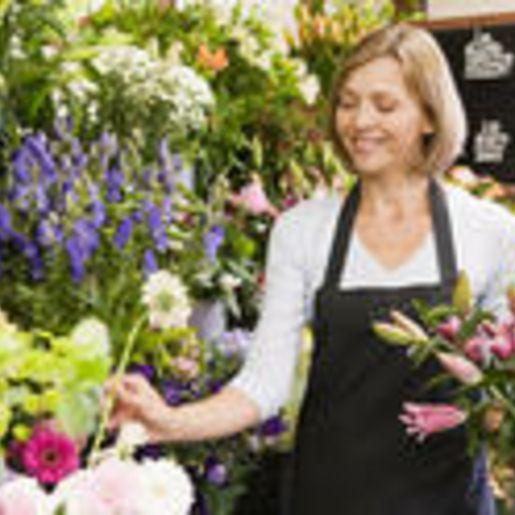 Workshop Dekorieren mit Blumen