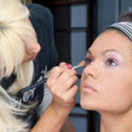 Farb- und Make up Beratung