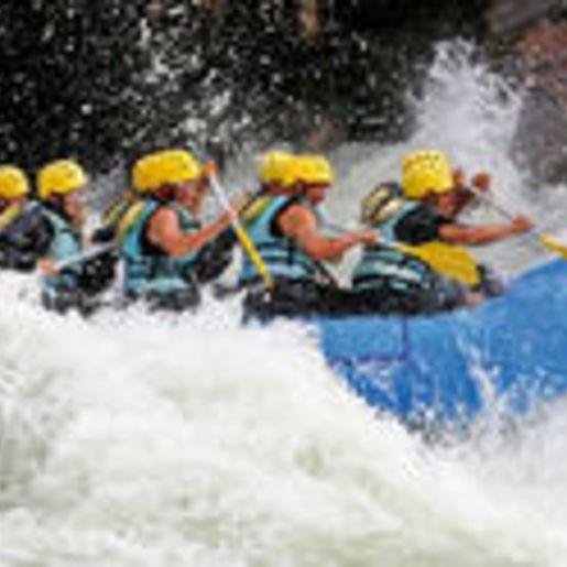 Outdoor-Kombi Rafting & Canyoning