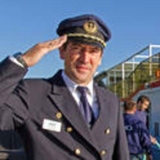 Einmal Kapitän sein