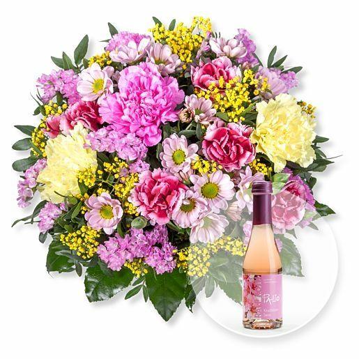 Danke Mama und Kirschblüten-Secco