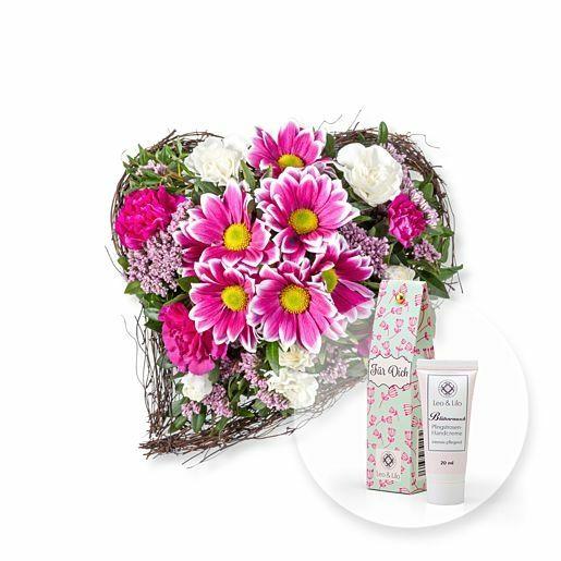 Für Dich und Blütenrausch Pfingstrosen-Handcreme Für Dich
