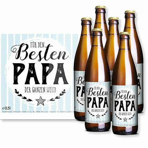 Sixpack Für den besten Papa der ganzen Welt