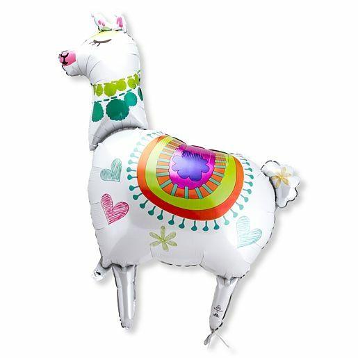 Riesenballon Lama