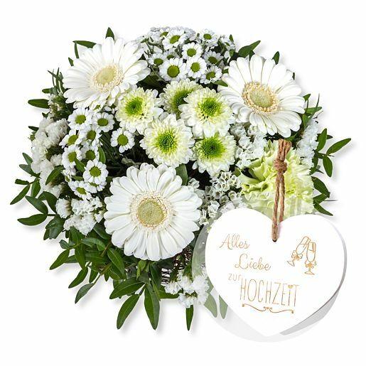 Petit Blanc und Vintage-Herz Alles Liebe zur Hochzeit