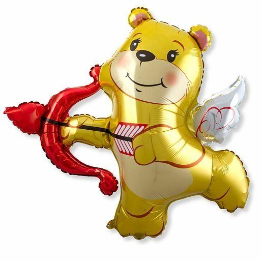 Riesenballon Amors Bär