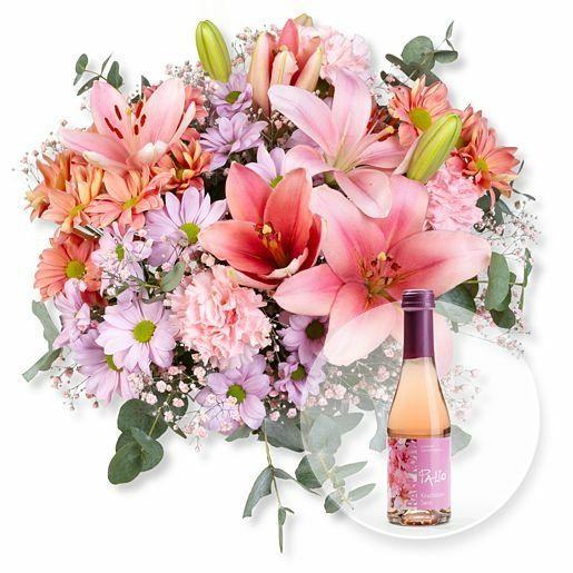 Beautiful Day und Kirschblüten-Secco