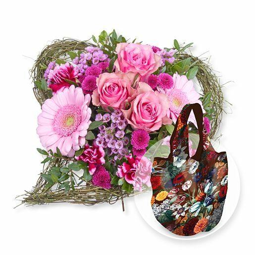 Von Herzen und Easy Bag Fashion Tulpen
