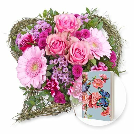 Von Herzen und Heft Mandelblüte