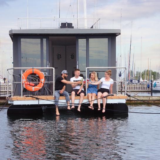 Hausboot Übernachtung Wendtorf